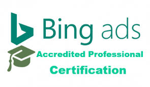 Bing Certification Training in Bangalore